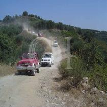 Crete 4x4 Safari Including Preveli Palm Beach and Kourtaliotiko Gorge